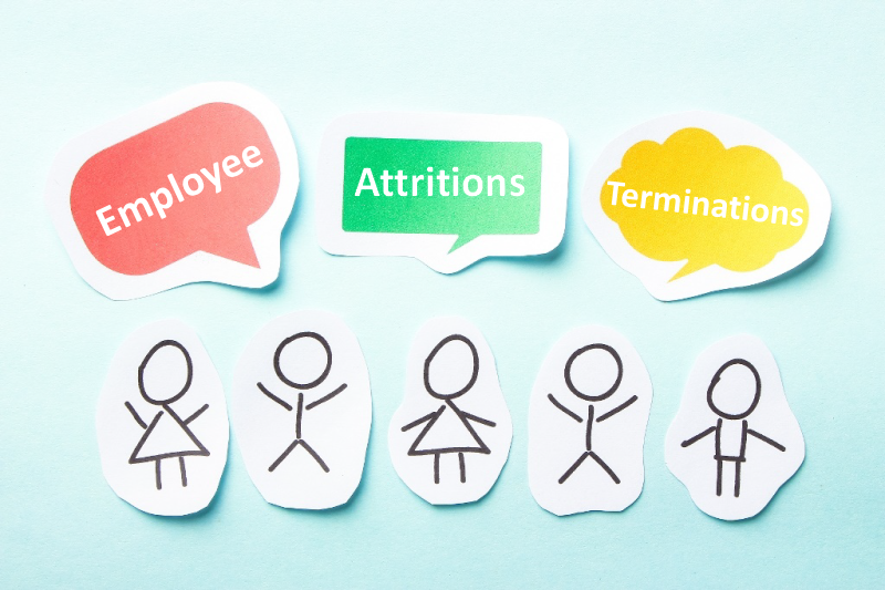 Employee Attritions Terminations