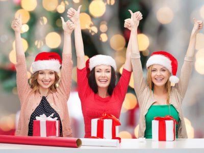 Christmas Employee Rewards